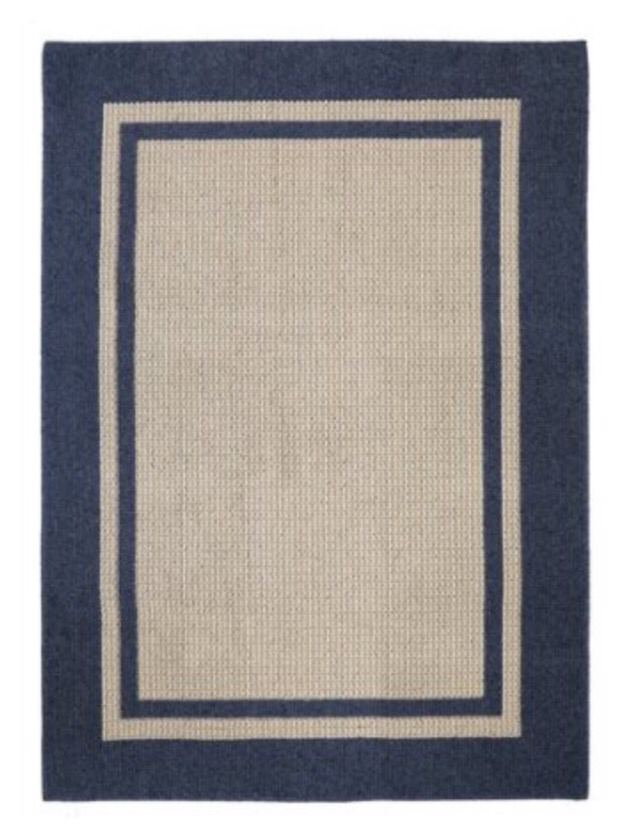 Rug boys room blue rug home decor